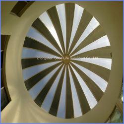La pluie des abris lanterneaux en polycarbonate pour toiture