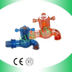 中国の製造者のプラスチック管付属品の蛇口