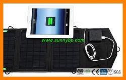 Chargeur solaire panneau souple 1,5 W pour téléphone mobile