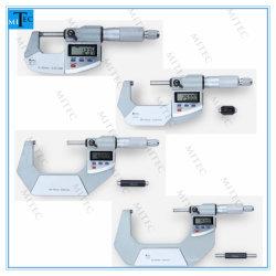 Outil de mesure Appareil 0-25mm IP65 étanche à l'extérieur micromètre numérique