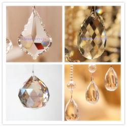 Petite Boule de cristal pendentifs & Wedding décorations lustre en cristal