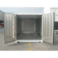 Usado 20 Pés contêineres refrigerados/com sistema transportador container reefer