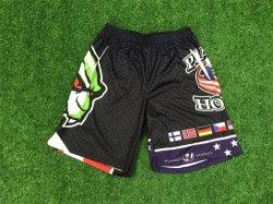 Healong Sportswear hommes court personnalisé Beach Shorts pour Wear