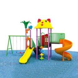 Apparatuur van de Speelplaats van de Oefening van de Speelplaats van kinderen/van Jonge geitjes de Openlucht Plastic voor de Openlucht Plastic OpenluchtSpeelplaats van de Verkoop