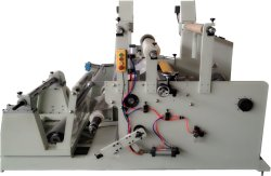 Le papier et de mousse EVA de refendage automatique de la machine avec fonction de contrecollage