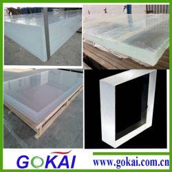 Gokai PMMA 20mm dick transparentes Acrylblatt für Badewanne