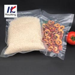 穿刺抵抗力がある食品包装の米袋の真空バッグ