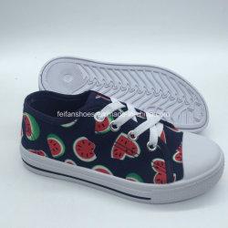 Hottest Style femmes tissu chaussures occasionnel de toile d'injection (ZL18422-9)