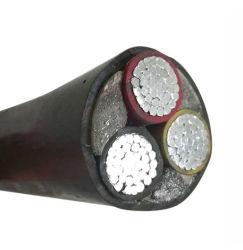 0.6/1kv isolation en polyéthylène réticulé de base en aluminium le fil électrique gainé PVC Câble d'alimentation électrique