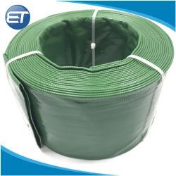 Alta Pressão de PVC agrícolas Layflat água do tubo de borracha de Quitação