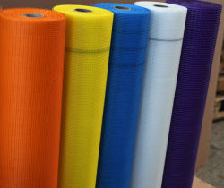 Commerce de gros Alibaba Wire Mesh Alkali-Resistant Maille en fibre de verre