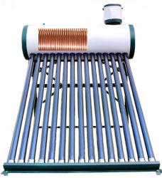 солнечный водонагреватель Pre-Heated высокого давления с медная обмотка, теплообменник солнечной энергии для обогрева