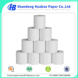 Jumbo Papier Rouleau de papier thermique
