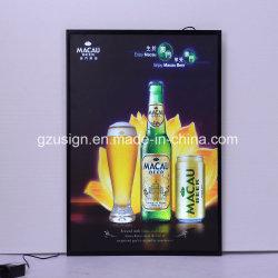 Nouveau design Animation LED clignotant Boîte à lumière de l'affichage