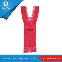 Zipper In Plastica Per Indumenti Estremità Aperta, Estremità Chiusa