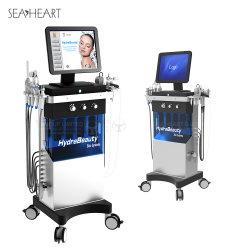 2018 Gesichtsbehandlung-Reinigungs-Sauerstoff-Hydra Dermabrasion Maschine