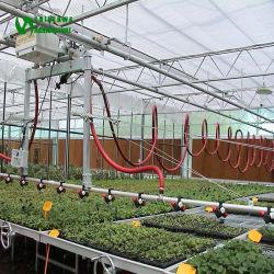 Het landbouw Systeem van de Irrigatie van de Serre Regelbare Beweegbare Bestrooiende