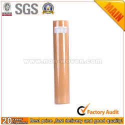 Non tissé orange du rouleau n° 4 (60gx0.6mx18m)