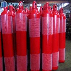 3.4L 150bar la pression de travail pour la vente de bouteilles de gaz