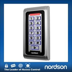 금속 방수 지능적인 단 하나 문 관리 독립 안전 디지털 키패드 패스워드 호텔 사무실 문 RFID 카드 판독기 자물쇠 접근 제한 시스템