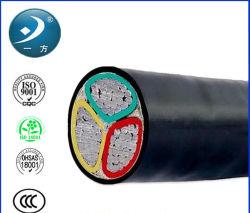 До 1 кв XLPE 0.6kv изолированный подводного кабеля питания
