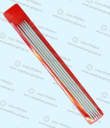 Venda por grosso de venda quente palmilha de aço inoxidável de agulhas de tricô agulhas de tricô