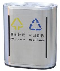 Scomparto di rifiuti del metallo per il centro commerciale e l'aeroporto (HW-169)