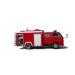 Automobile di lotta antincendio dell'acqua di Dongfeng 4X2 e della gomma piuma da vendere