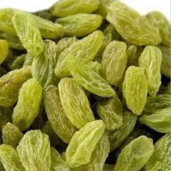 Zaadloze Rozijn van uitstekende kwaliteit van de Druif van de Rozijn van Sultanarozijn van de Rozijnen Xinjiang van de Lage Prijzen van de Fabriek van de Leverancier van het Gedroogd fruit van China de In het groot Bulk Chinese Droge Groene Groene