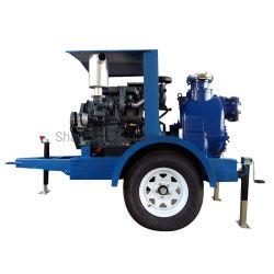 30kW 이동식 농업 관수 디젤 워터 펌프