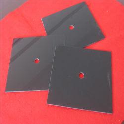 Термостойкий черной керамической стекла для индукции для приготовления пищи