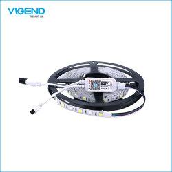 Mini regolatore 4CH della striscia di WiFi RGBW LED di tasti di IR 24