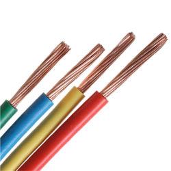 سلك الكابل الكهربائي 2.5mm 10mm كابل النحاس السعر لكل