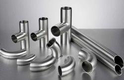 Raccordi sanitari ASTM A403 Wp304 gomito, raccordo a T, raccordo, riduttore in acciaio inox