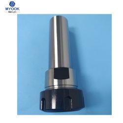 Titular de la máquina-herramienta CNC C32-ER32-100 con varilla de extensión de la parte inferior de rosca