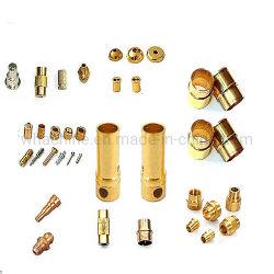 Латунные ЧПУ токарный станок Механические узлы и агрегаты Precision положение детали
