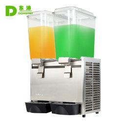18L*2 bebida fría dispensador de jugo de la máquina