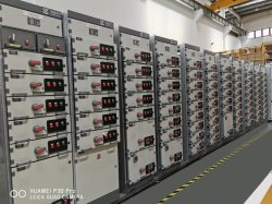 Fixed의 MNS Low Voltage Pumping Switchgear