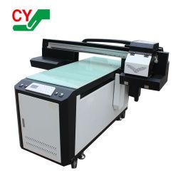 Étiquette industrielle 3D T-Shirt A3 de l'imprimante UV à plat numérique textile avec Epson Unité de récolte