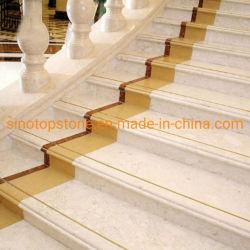 Un sol en marbre Dessins et modèles de la frontière extérieure en granit personnalisé au Pakistan de plancher