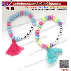 Braccialetto stabilito di modo dei capretti del rifornimento della festa di compleanno dei regali di compleanno dei monili dei bambini impostato (P1042)
