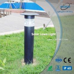 Le moulage de l'aluminium LED lampe solaire de jardin pelouse lumière solaire avec une haute qualité Batterie au lithium LiFePO4