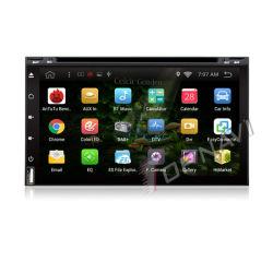 Android 9.0 GPS Car DVD Player 7 дюйма всеобщей навигационной Zk-6950t