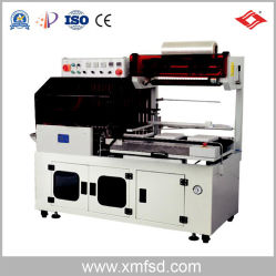 Entièrement automatique de type ciseaux POF L Bar Film/joint à la chaleur/d'étanchéité d'étanchéité/Rétrécir/rétrécissement/Pack thermorétractables de film/Emballage/Package/machine de conditionnement