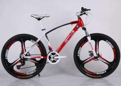 Estrutura de aço de 26 polegadas com engrenagem de bicicletas de montanha