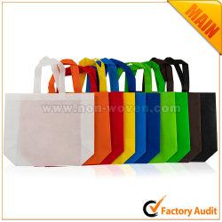 مواد ترويجيّة, حقيبة قابل للتفسّخ حيويّا, غير يحاك حقيبة