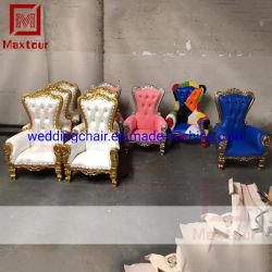 Мебель для детей Дети кожаный диван-кровать кинг трон диван кресло для детей