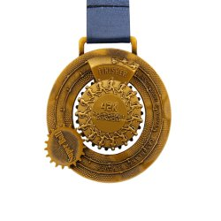 Fabrik-kundenspezifischer Gang Sports Medaillen