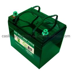 Feu de secours de gros de la batterie au lithium de 12V 12V 30Ah Batterie LiFePO4