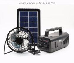多機能のホーム携帯用太陽系Solar Energyシステムキットの太陽エネルギーの発電機